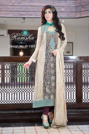 Ramsha Vol 13 Design R-1301