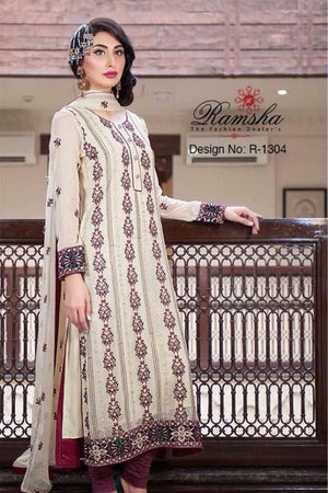 Ramsha Vol 13 Design R-1304