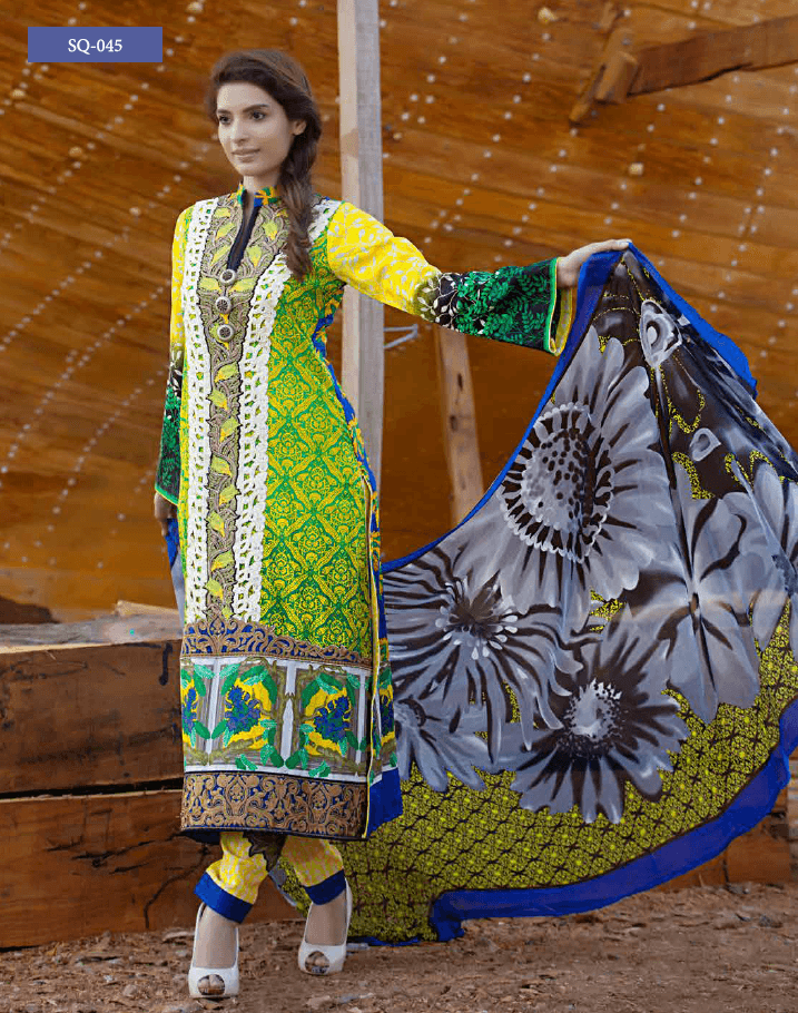 Instyle Design SQ045 - Asian Suits Online