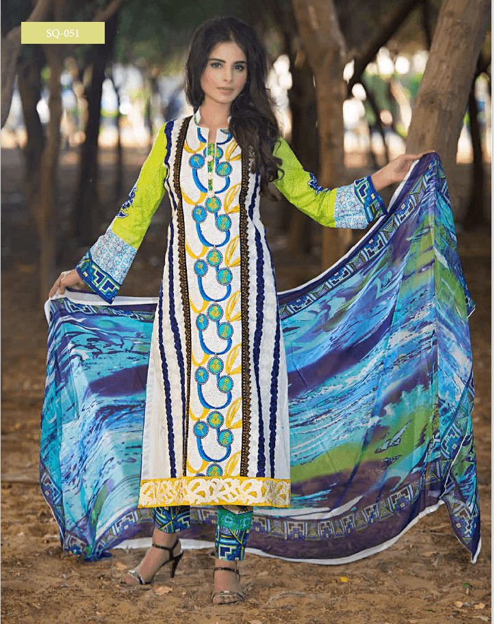 Instyle Design SQ051 - Asian Suits Online