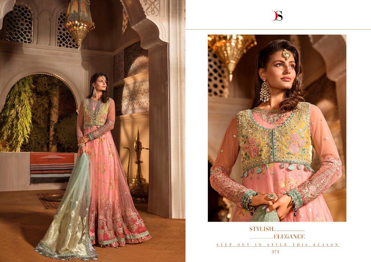 Maria B Wedding Inspired Design 371 - Asian Suits Online
