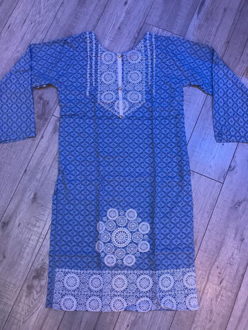 Ready Made Lawn Kurta Design KL106