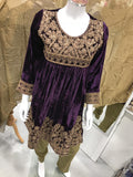 Inspired Winter Velvet Design RM2127