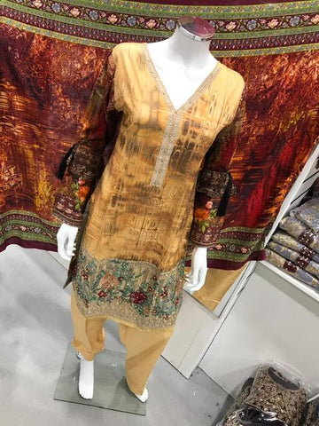 Inspired Digital Linen Design RM2118