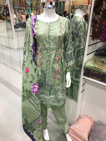 Inspired Winter Khadder Design RM9908