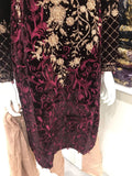 Inspired Velvet Winter Design RM1206