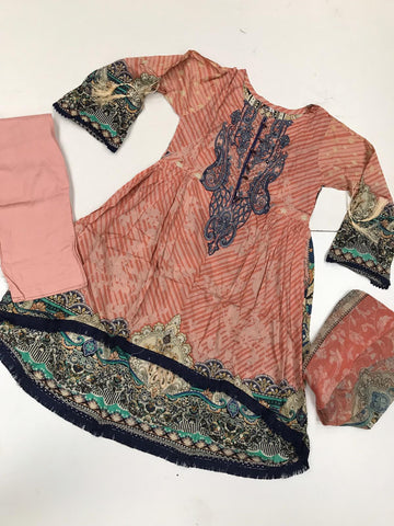 Anaya Inspired Frock Design RAF55 - Asian Suits Online
