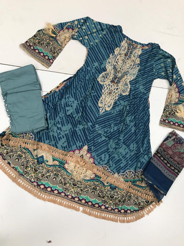 Anaya Inspired Frock Design RAF56 - Asian Suits Online