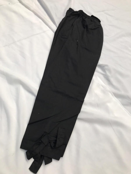 Cotton Tie up Trouser Design CT301
