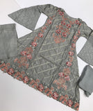 New Linen Frock Design RMF101