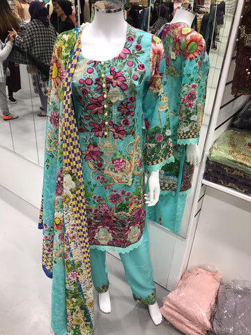 Inspired Winter Karandi Design RM9914