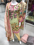 Inspired Winter Khadder Design RM9915