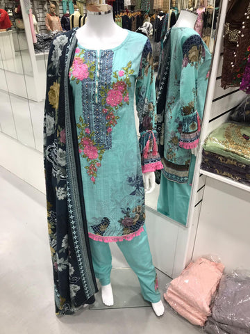 Inspired Winter Khadder Design RM9916