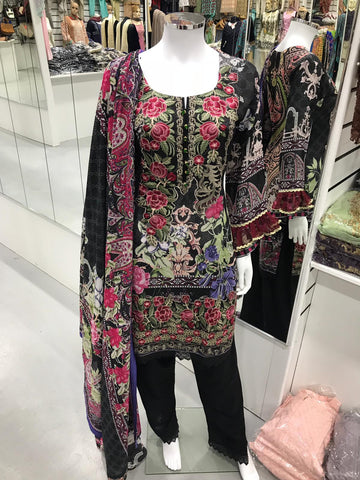 Inspired Winter Karandi Design RM9918