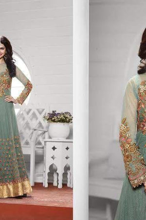 Prachi Desai Heavy Party Wear Design P3907