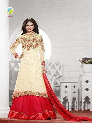 Prachi Desai Heavy Party Wear Design P3006