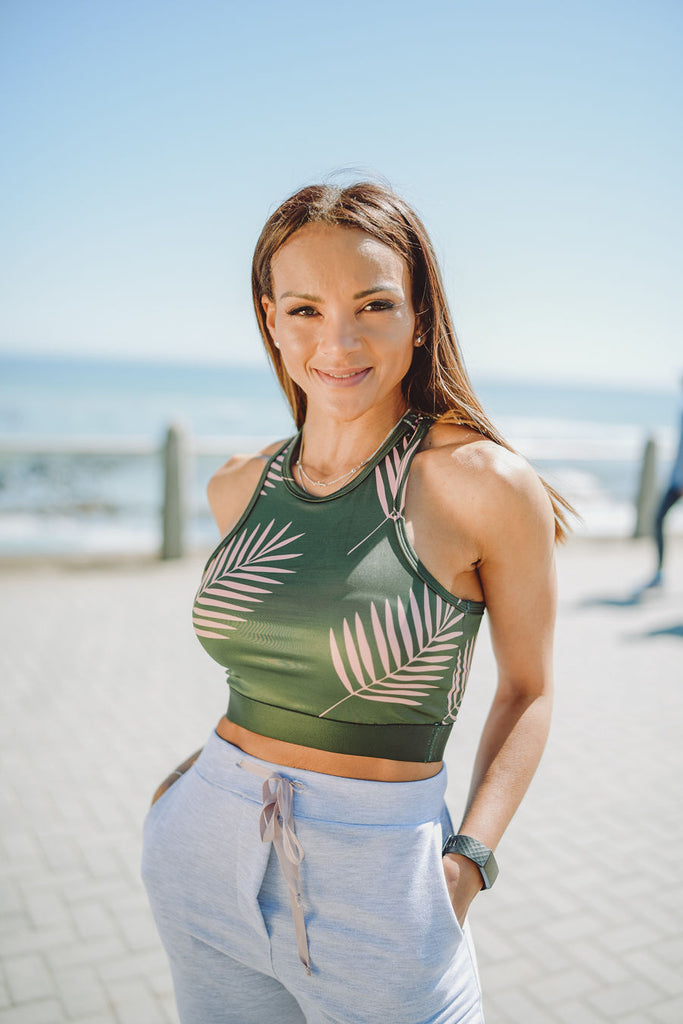 THE ZAMI CROP TOP | SPRIG
