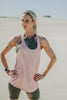 THE BELLA TANK | BLUSH