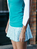 THE JADE TENNIS SKORT