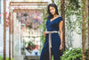 OWN THE NIGHT JUMPSUIT | NAVY