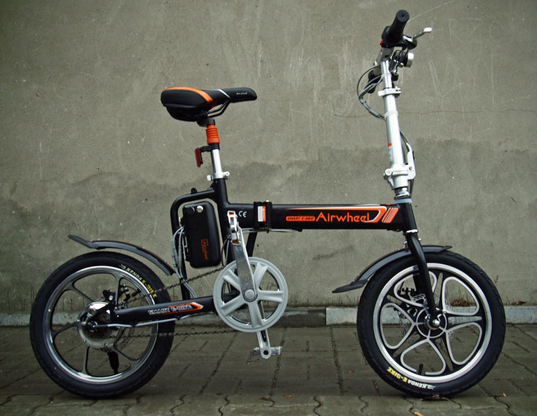 AirWheel R5 Electric folding push bike