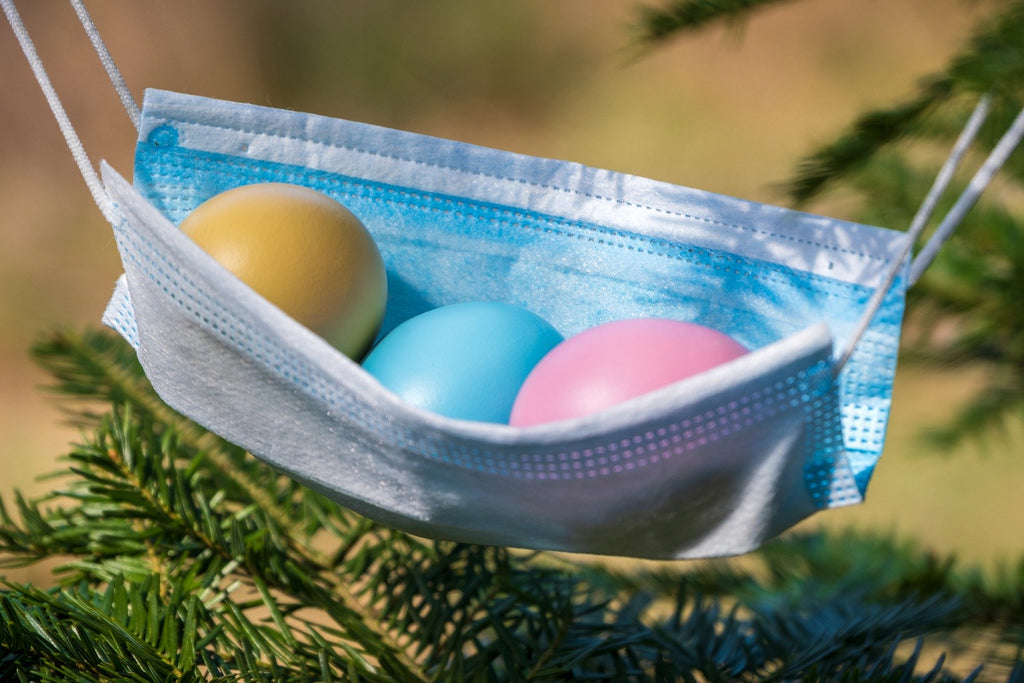 Unique Ideas to help Families Celebrate Easter during the Coronavirus Pandemic