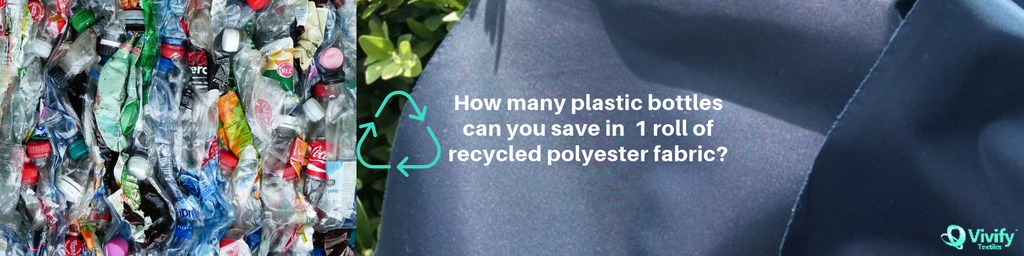 How many plastic bottles can you save?