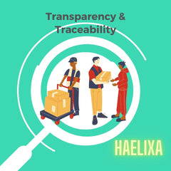 Transparency; Traceability