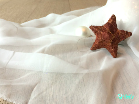 Recycled Polyester Flat Chiffon - Vivify Textiles