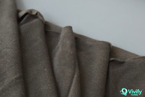 Organic Cotton Hemp Terry Fleece 280gsm - Vivify Textiles