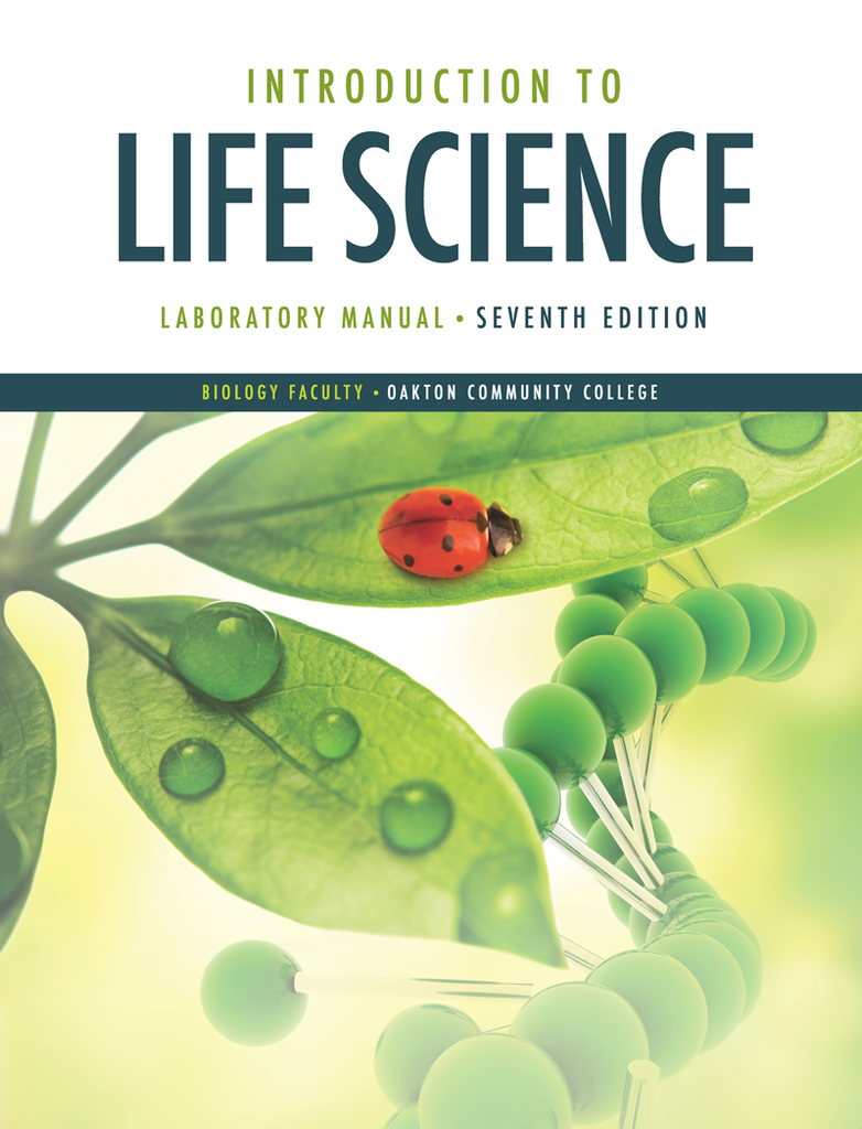 BIO 101: Introduction to Life Science, 7E – Oakton Community College (Top Hat Bundle)
