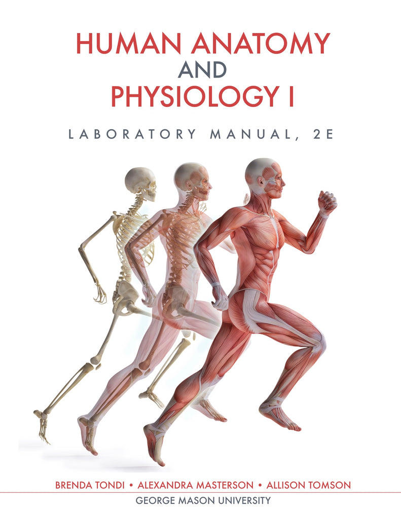 BIO 124: Human Anatomy and Physiology I Lab Manual, 2E - George Mason University (Top Hat Bundle - Fall 2020)