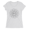 BSL Signature Mandala Tee Black Outline