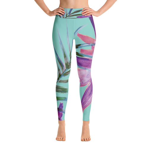 Island Zen Yoga Leggings