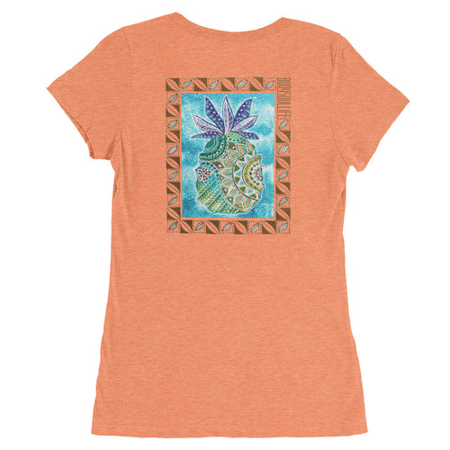 BSL Artist Collection- Framed Pineapple Tee