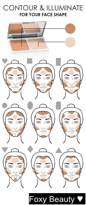 Contouring may seem scary for amateurs, but it doesn't have to be