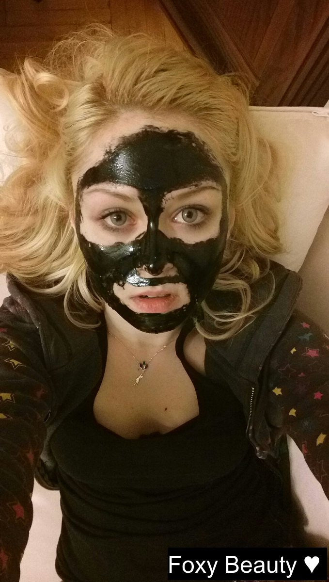 The Black Mask is amazing to help get rid of Blackheads and acne.