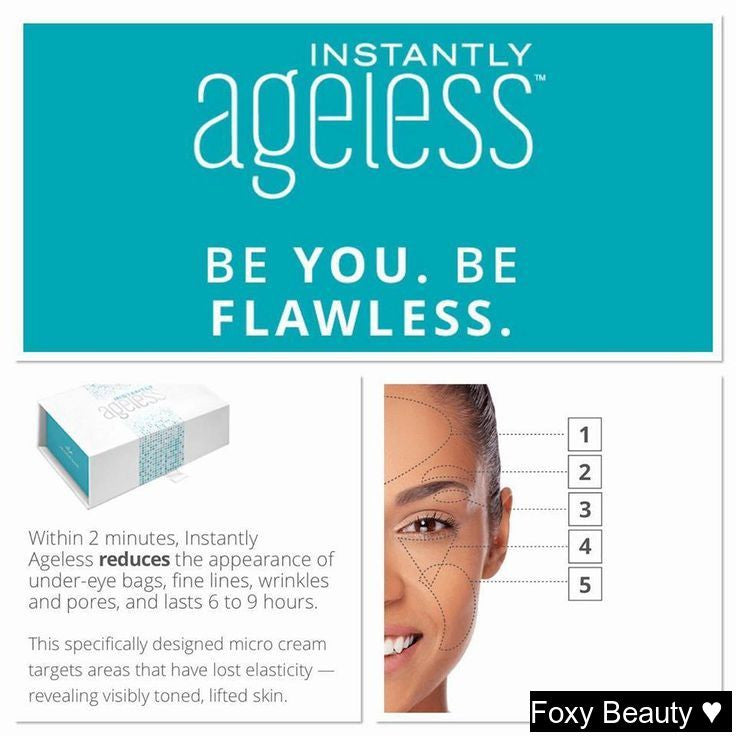 The power of instantly ageless