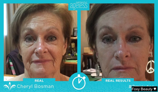 Take away years in minutes with #InstantlyAgeless !  #Jeunesse #2minutes