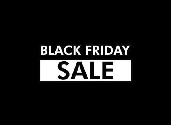 BLACK FRIDAY SPECIALS 2018