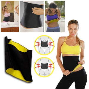 Hot Shapers Thermal Slimming Waist Belt Shaper