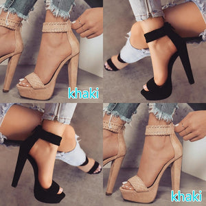 Sexy Women Party High Heels Shoes