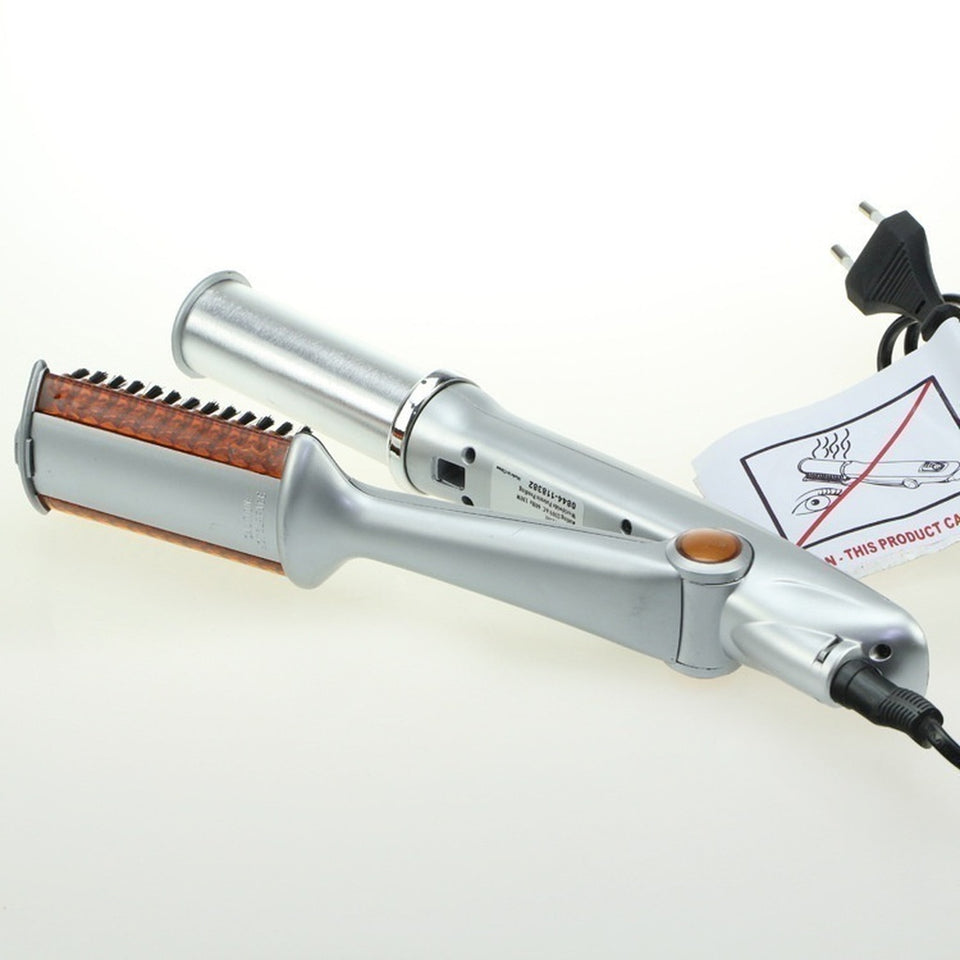 2-Way Rotating Curling Iron