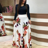 Female Floral Pencil Dress