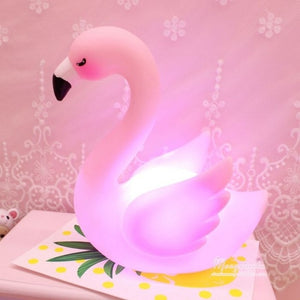 UNICORN FRIEND LAMP Flamingo lights