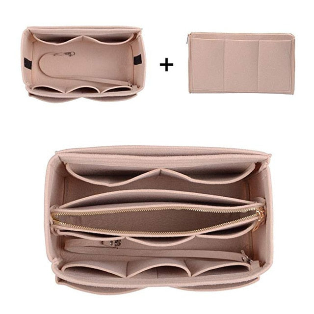 Purse Bag Organizer a3 / 34X18X17CM