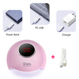 UV nails dryer LED lamp