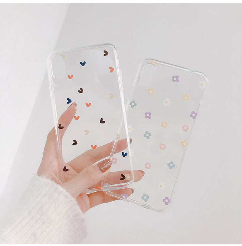 Lovebay Soft Clear Phone Cases For iphone