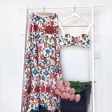 Bellflower Summer Maxi Dress