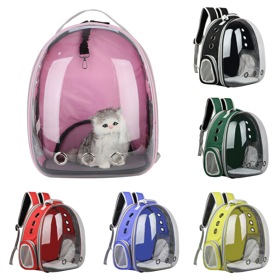 Portable Pet Cat Backpack